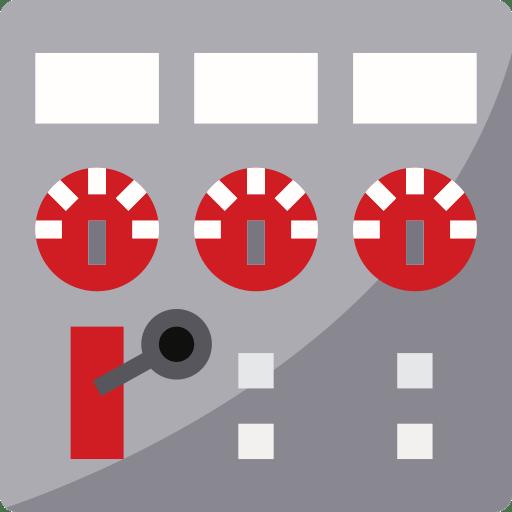 کنترل پنل مرکزی سنس