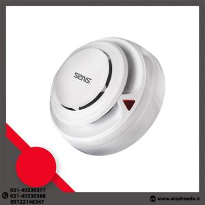 دتکتور حرارتی دما ثابت آدرس پذیر سنس S6-AHD-300