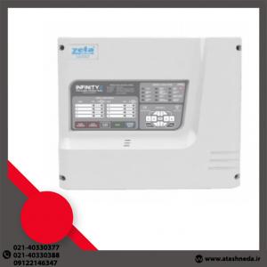 کنترل پنل زتا اعلام حریق IN1-2-4-6-8