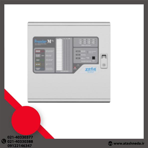 کنترل پنل PMP8-16-24 زتا