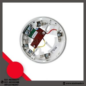 پایه دتکتور آدرس پذیر MC-D تله تک