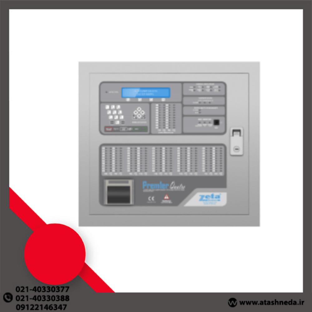 کنترل پنل QT1P-100Z-SS زتا