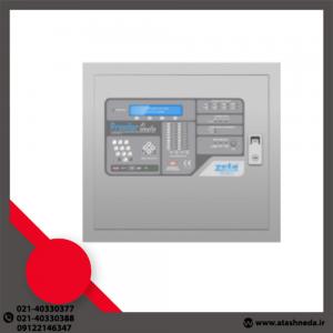 کنترل پنل QT5-8P-SS زتا