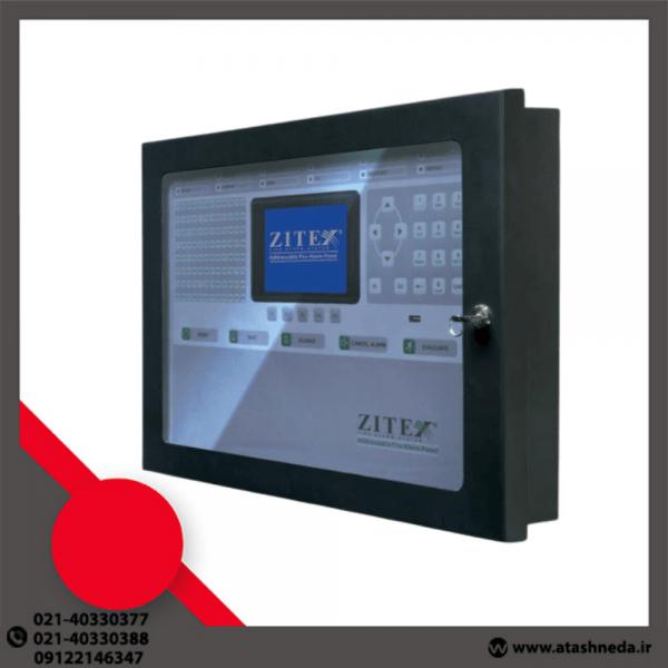 دستگاه مرکزی آدرس پذیرZX-P1000AD زیتکس
