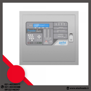 کنترل پنل QT5-8-SS زتا